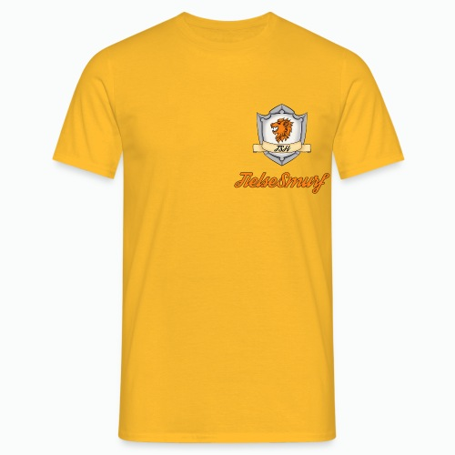 Tielsesmurf - Mannen T-shirt