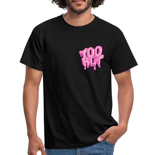 TOO HOT - Maglietta da uomo