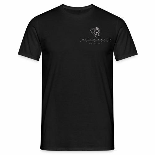 TE Front & Back - Männer T-Shirt