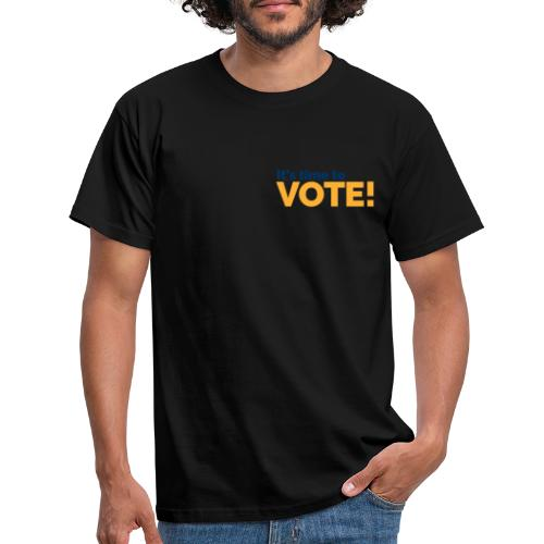 Time to vote - Men's T-Shirt