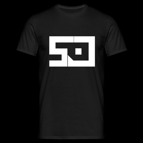 sp-panda-bn - Maglietta da uomo