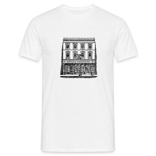 Watson's China Shop Reading - Men's T-Shirt