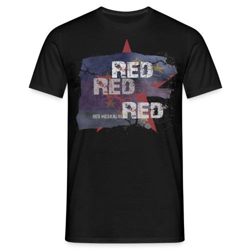 Red Meskalin - We Fall - Männer T-Shirt