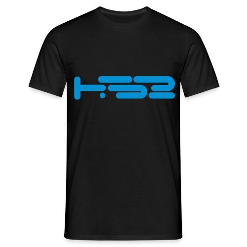 hsr logo - Men's T-Shirt