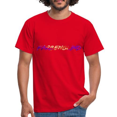 Farbenblind - Männer T-Shirt