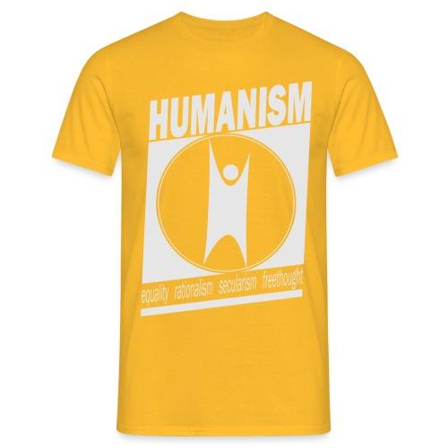 Humanism - Men's T-Shirt