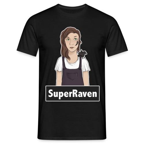 SuperRaven - Men's T-Shirt