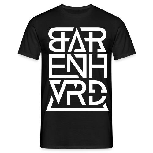 BARENHVRD LOGO 2016 V - Men's T-Shirt