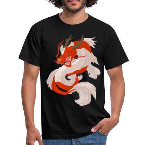 Dragon koi - Maglietta da uomo