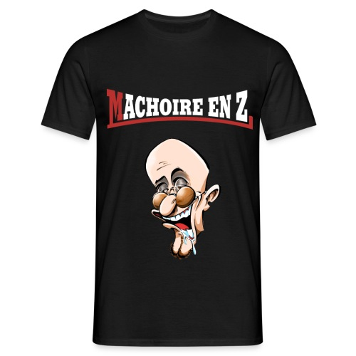 Machoire en Z - T-shirt Homme