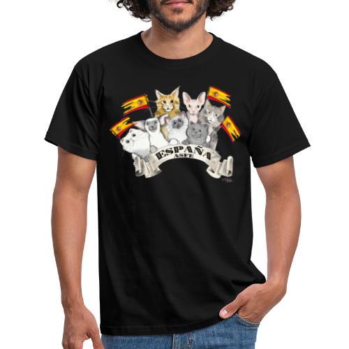 Espana asfe - Maglietta da uomo