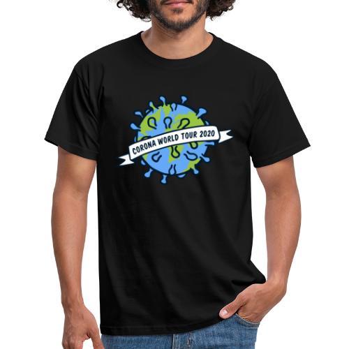 Corona World Tour - T-shirt Homme