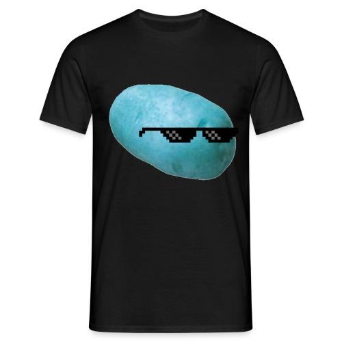 Blauwe aardappel png - Mannen T-shirt