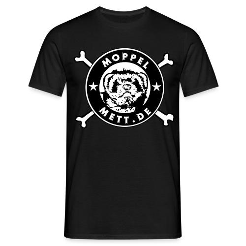 MoppelMett 2 Farben - Männer T-Shirt