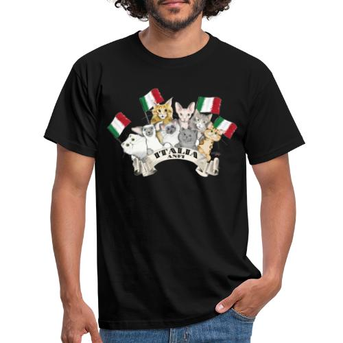 Esposizione feline Italia - Maglietta da uomo