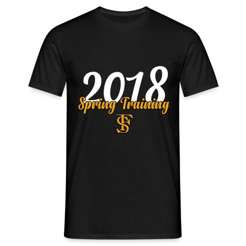 Spring Training 2018 SHIR - Männer T-Shirt