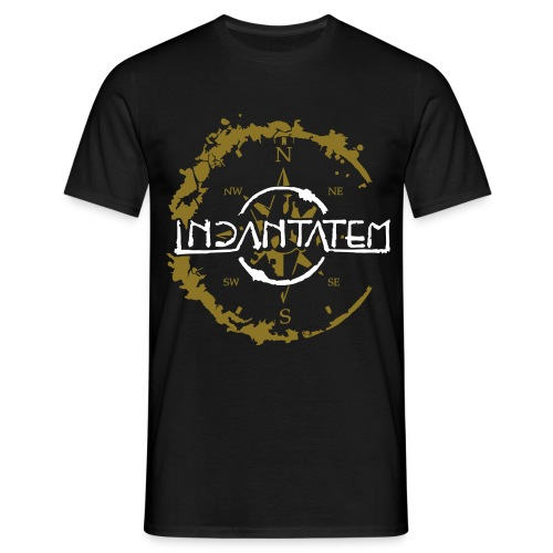 Incantatem Kompaß Shirt - Männer T-Shirt