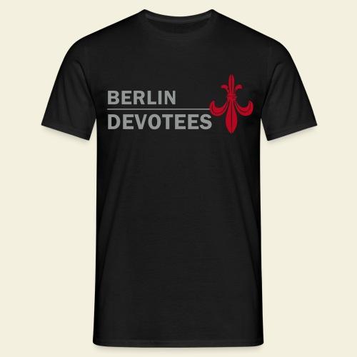 dmdevoteeberlin - Männer T-Shirt