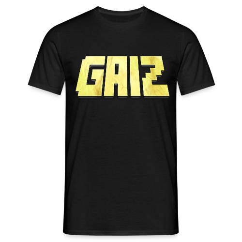 POw3r yellow-GAIZ - Maglietta da uomo