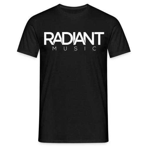 RadiantMusic Logo - Men's T-Shirt