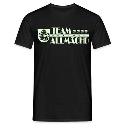 Team Allmächd - Männer T-Shirt
