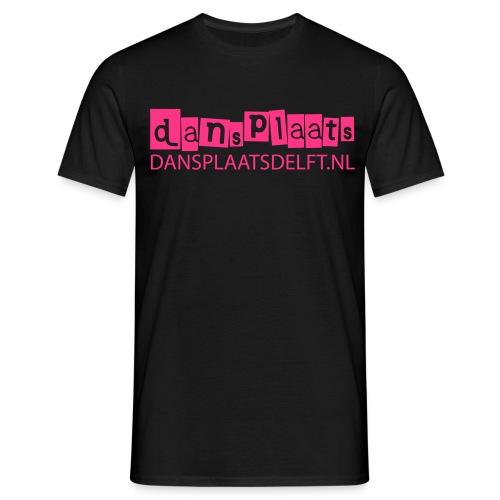 Dansplaats_delft_URL - Mannen T-shirt