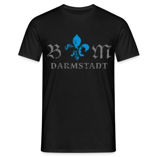bm_grunge_schrift - Männer T-Shirt