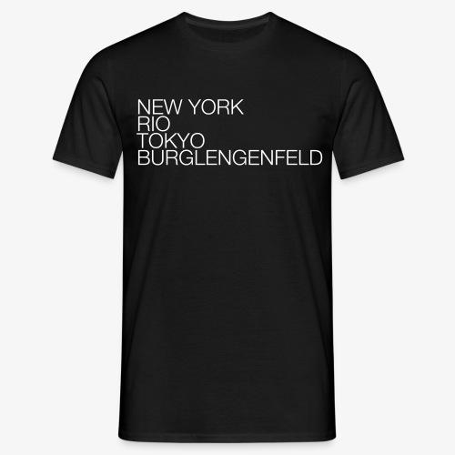 Sline - Männer T-Shirt