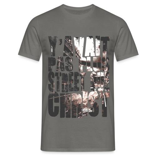Pas Plus Street Rue - T-shirt Homme