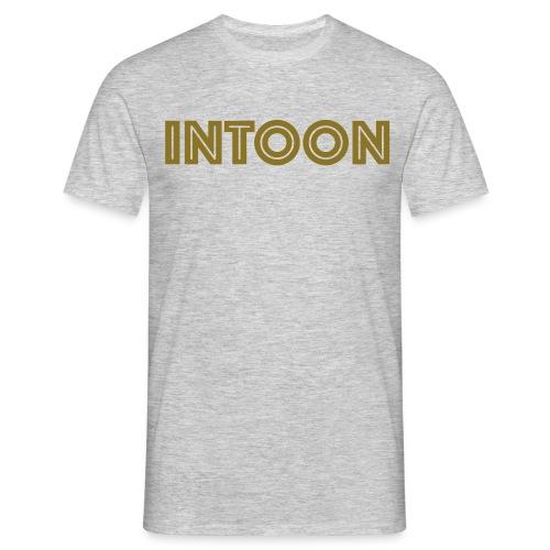 Intoon Logo - Männer T-Shirt
