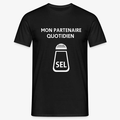 salé - T-shirt Homme