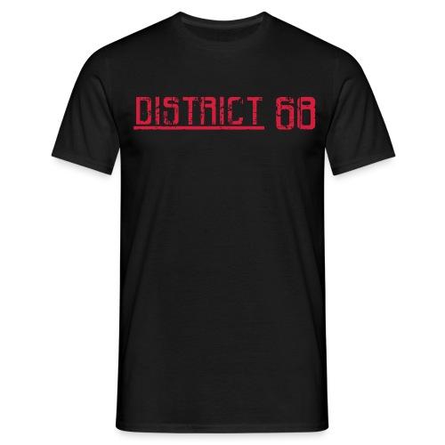 district68 - Männer T-Shirt