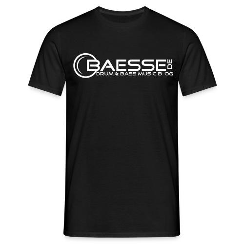 Baesse Schriftzug - Männer T-Shirt