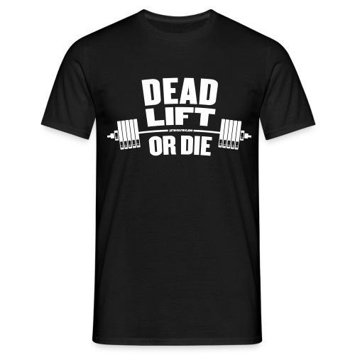 deadagain2 - Men's T-Shirt