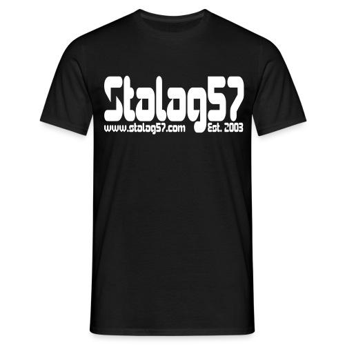 logo texte2 - T-shirt Homme