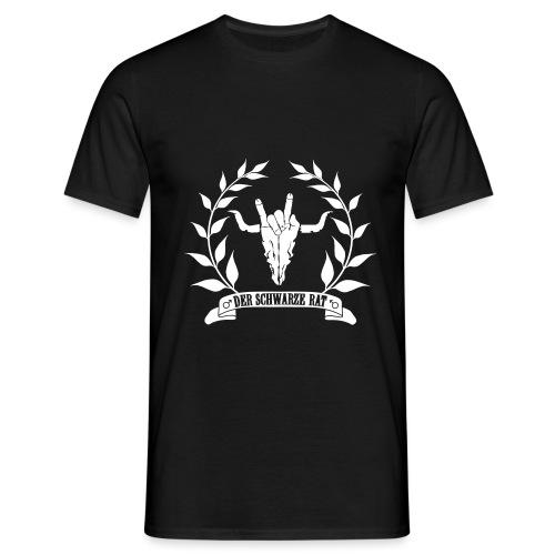 schwarzer rat - Männer T-Shirt