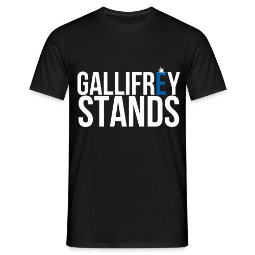 gallifrey stands - Men's T-Shirt