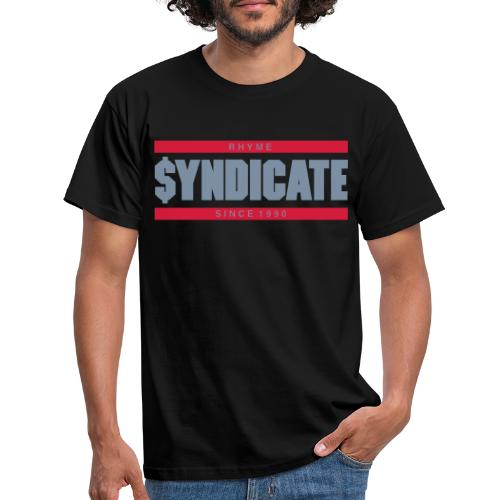 Official Rhyme Syndicate Gold - Men's T-Shirt