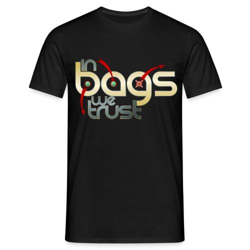 inbagwetrust02b - T-shirt Homme