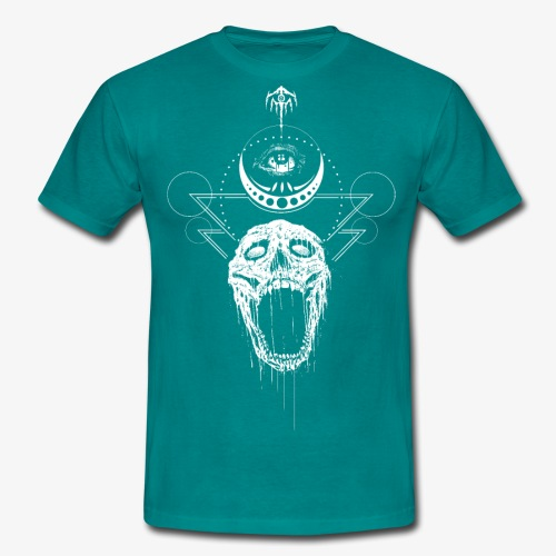 nocturn design 1 - T-shirt Homme