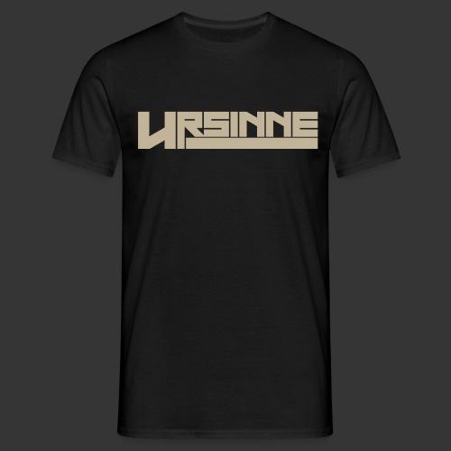 URSINNE - Arg Bara Arg Front/Back - T-shirt herr