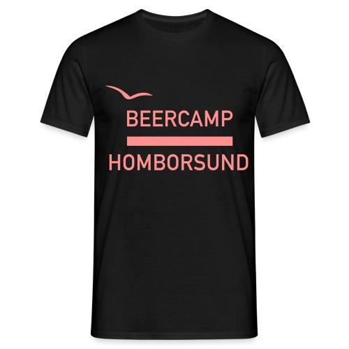 Beercamp T-shirt - T-skjorte for menn