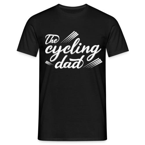 cycling dad - Männer T-Shirt