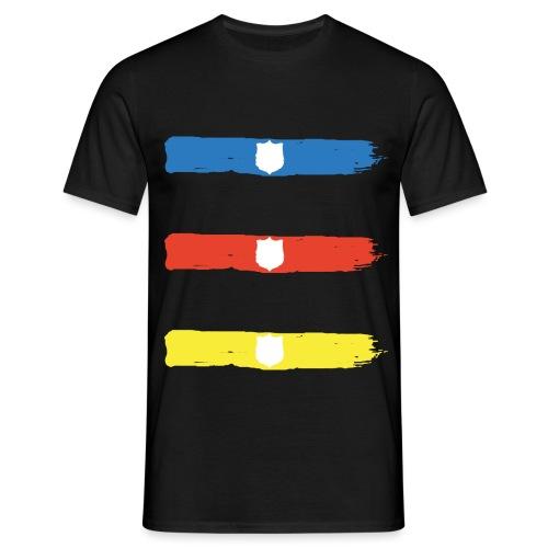 T Shirt Sagoma Scudo1 png - Maglietta da uomo