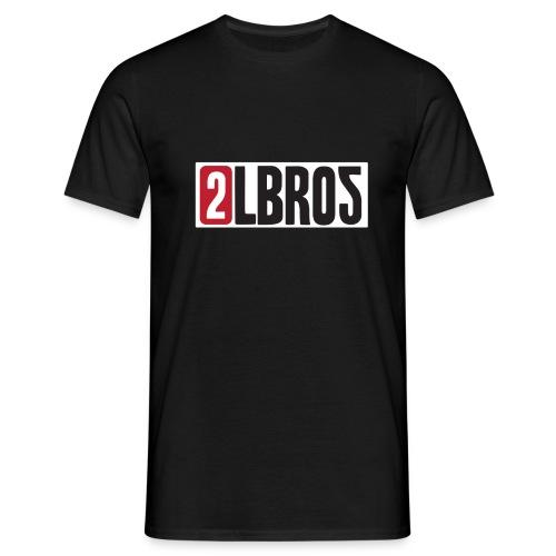 2LBROS - T-shirt herr