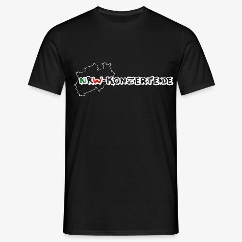 nrw konzerte logo shop png - Männer T-Shirt