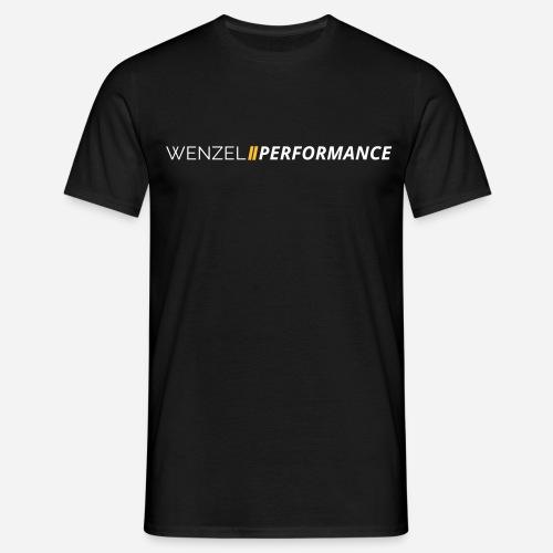Performance Logo 2C - Männer T-Shirt