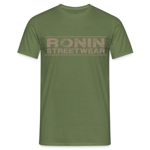 RONIN streetwear V03 - T-shirt Homme