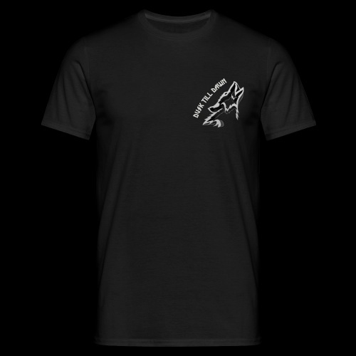 Dusk Till Dawn Logo - Men's T-Shirt