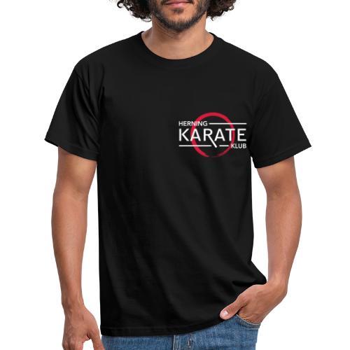 HKK Hvid - Herre-T-shirt